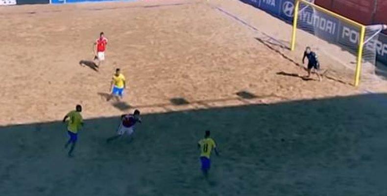 Полуфинал чемпионата мира 2019 по пляжному футболу Россия-Италия пройдет в Асунсьоне 30 ноября