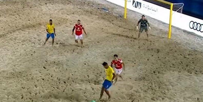 Расписание и результаты матчей чемпионата мира 2019 по пляжному футболу в Парагвае