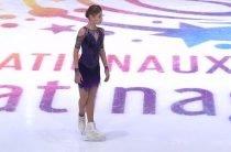Алена Косторная и Алина Загитова по итогам 6-го этапа Гран-при 2019 по фигурному катанию вышли в финал турнира