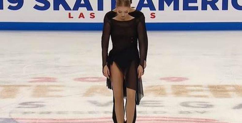 Александра Степанова и Иван Букин стали вторыми на 6-м этапе Гран-при по фигурному катанию и вышли в финал турнира