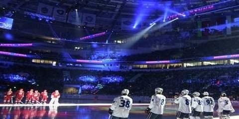 Хоккей. Матч Звезд КХЛ