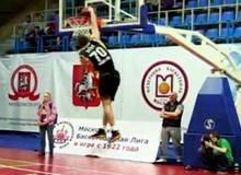 Баскетболист Евгений Шагоян