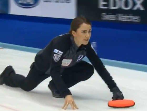Русские керлингистки уступили команде Канады вплей-офф чемпионата мира