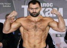 Боксер Рахим Чахкиев