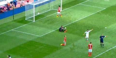Муса забил четвертый гол в ворота Спартака