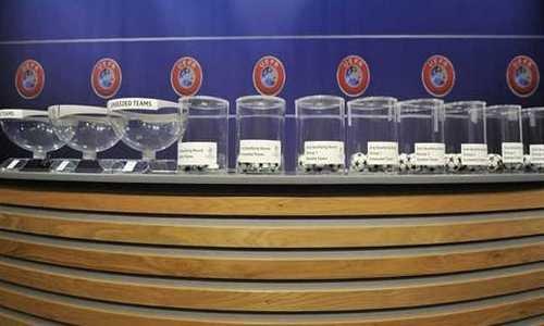 Лига чемпионов жеребьевка