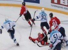 Хоккей. Металлург Н - Сибирь - 1:2
