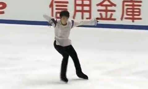 Первое место на состязании Skate Canada завоевала русская спортсменка