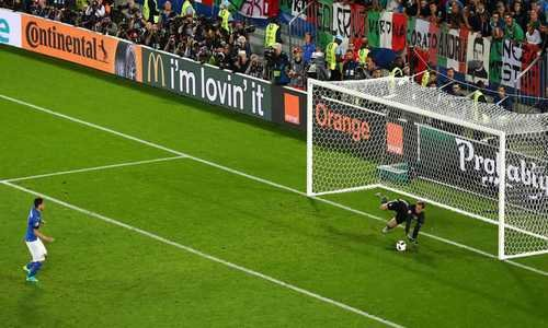 футбол, Германия-Италия