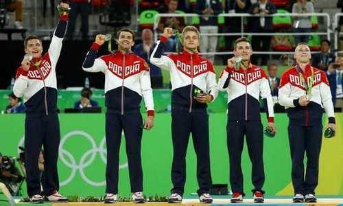 Владимирский гимнаст одержал победу медаль Олимпиады вРио!