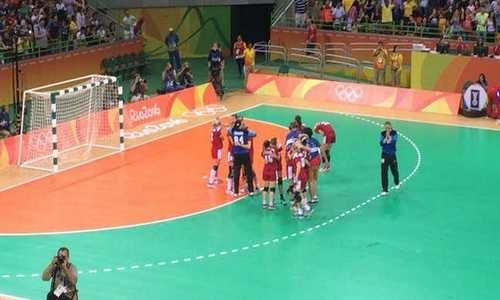 Русские гандболистки прорвались вфинал Олимпиады