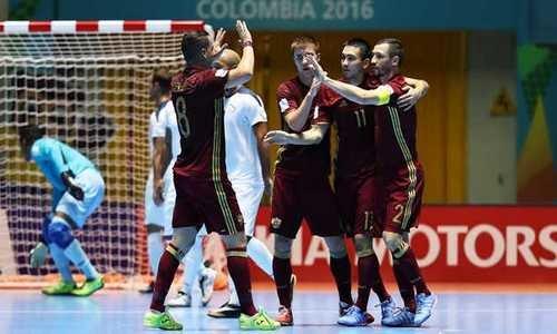 Игроки МФК «Тюмень» отличились начемпионате мира помини-футболу