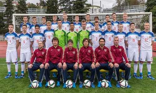 Юношеская сборная Российской Федерации разгромила Молдавию вотборе Евро