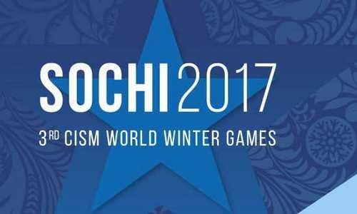ВСочи стартовали III зимние Всемирные военные игры