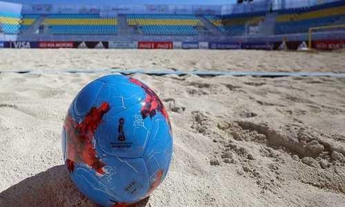 Бразилия разгромила Таити вфинале чемпионата мира попляжному футболу