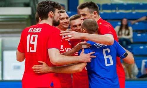 Сборная Российской Федерации поволейболу вышла начемпионат мира